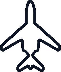 valley jet plane