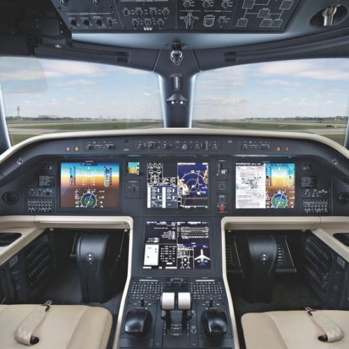 Praetor 600 Cockpit