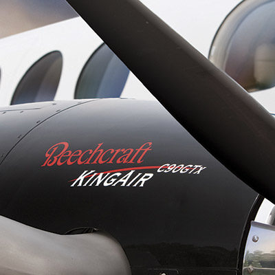 Beechcraft King Air Charter